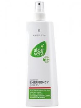 Aloe Vera Emergency Spray 400ml